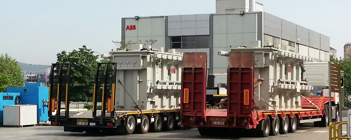 TRANSFORMER 60 TON ISTANBUL-IRAQ TRANSPORT